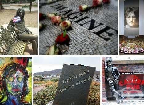 15 паметника на мира и Джон Ленън - 1 част - изображение