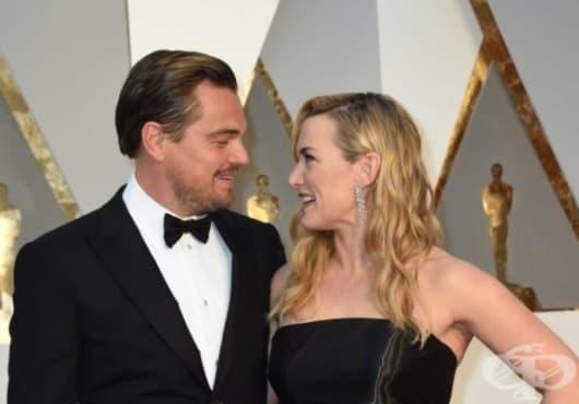 Кейт Уинслет и Леонардо ди Каприо – истински приятели, но никога двойка в живота - изображение