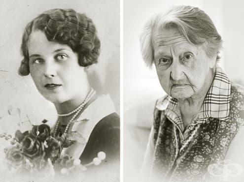 Лицата на века: Как се променя човек, когато навърши 100 години - изображение