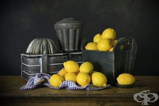 Лимоните като почистващо и освежаващо средство за дома - изображение