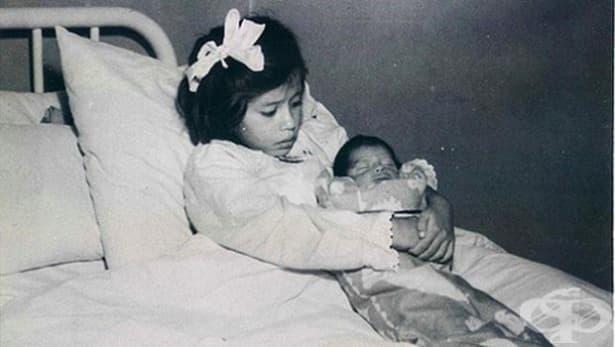 Истинската история на Лина Медина: момичето, което ражда на 5 - изображение