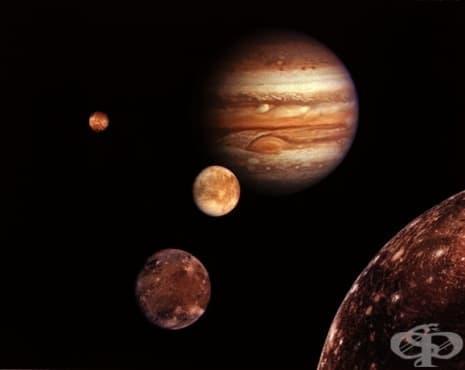 Към семейството на Юпитер се присъединиха две нови луни - изображение