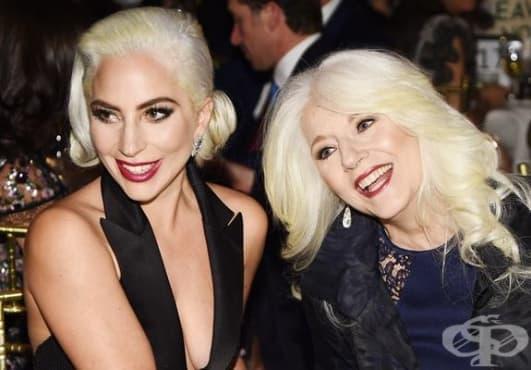 Майката на Лейди Гага говори открито за психичните разстройства - изображение