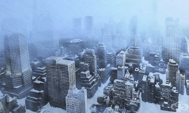 Малка ледена епоха може да застигне Земята през 2030 г. - изображение