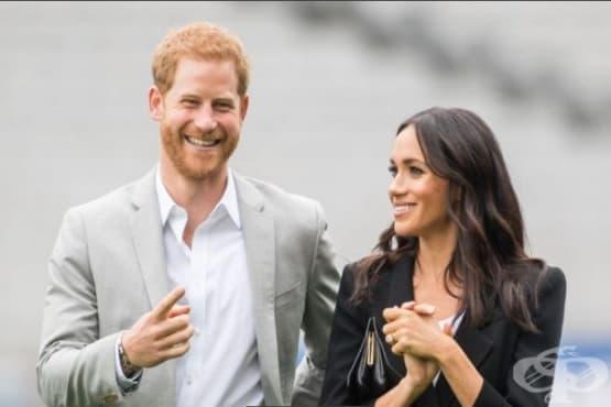 Меган Маркъл и принц  Хари очакват първото си дете - изображение