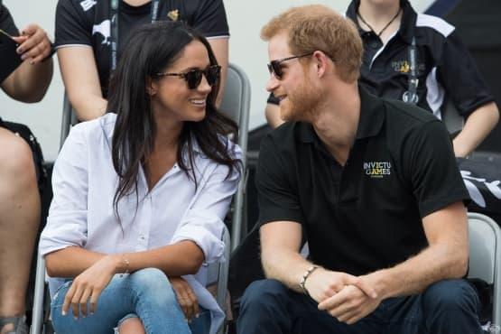 Кралска сватба: Принц Хари и актрисата Меган Маркъл се сгодиха - изображение
