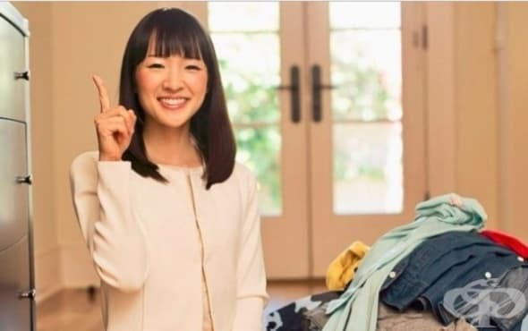 Експеримент: Японският метод КонМари и магията на подреждането - изображение