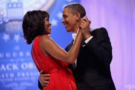 Барак Обама с романтичен жест към Мишел Обама по случай рождения й ден - изображение