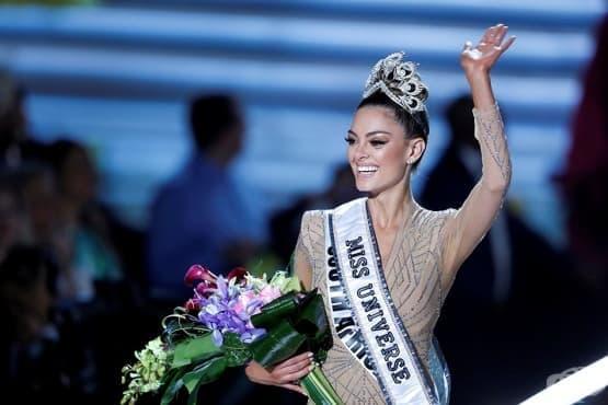 Красавица от Южна Америка спечели конкурса Мис Вселена 2017 - изображение
