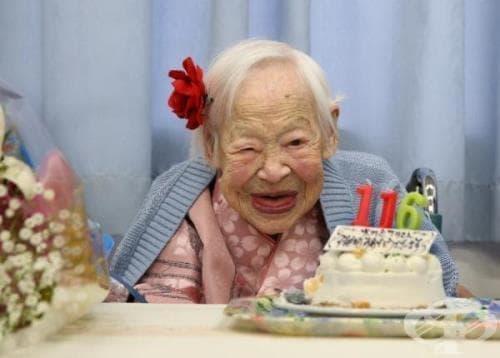 Сън и суши – формулата за дълголетие на най-възрастния жив човек на планетата - изображение