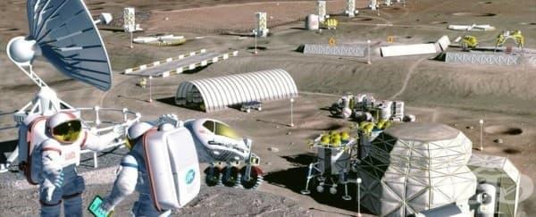 НАСА разкри своя план за едногодишна мисия до Луната - изображение