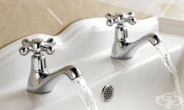 3 причини, поради които мивките във Великобритания имат два крана - изображение