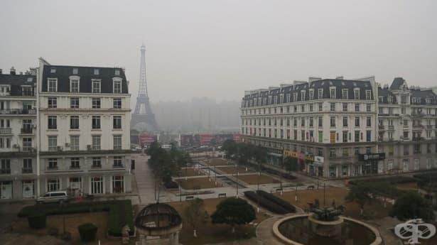 Мнимият Париж, извън границите на Франция - изображение