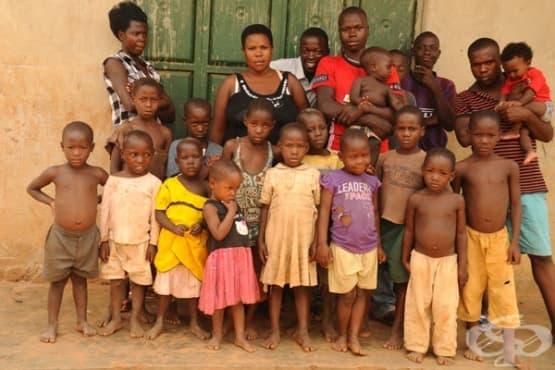37-годишна жена от Уганда е майка на 38 деца - изображение