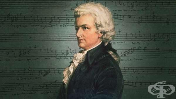 """Волфганг Амадеус Моцарт: """"Музиката не е в нотите, а в тишината между тях."""" - изображение"""