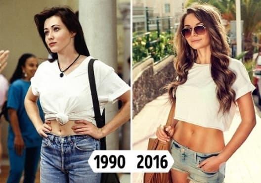 18 доказателства, че през 2016 г. модата от 90-те се завърна - изображение