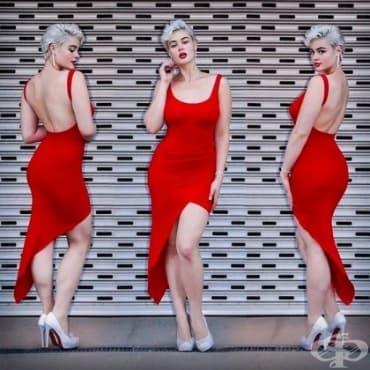 Тази жена напълно разбива стереотипите за красота в модния бизнес! - изображение