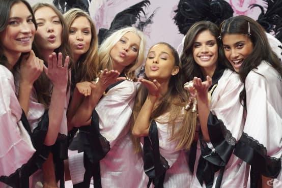Зад кулисите на модното шоу на Victoria's Secret – суета, блясък и стил - изображение