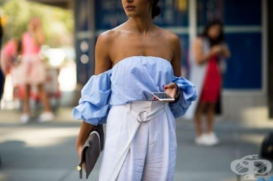 Топ 10 модни тенденции за лято 2017 – част 1 - изображение