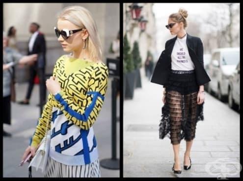 Топ 10 модни тенденции за лято 2017 – част 2 - изображение
