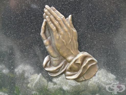 Историята за молещите ръце - изображение