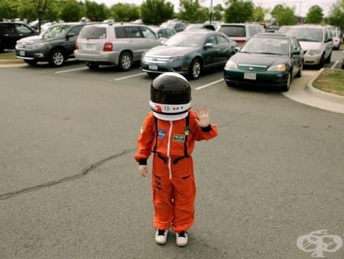 Вдъхновяващо: Момче на 9 години иска да бъде защитник на планетата  - изображение