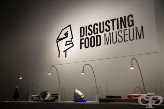 Музей на отвратителните храни отвори врати в Швеция - изображение