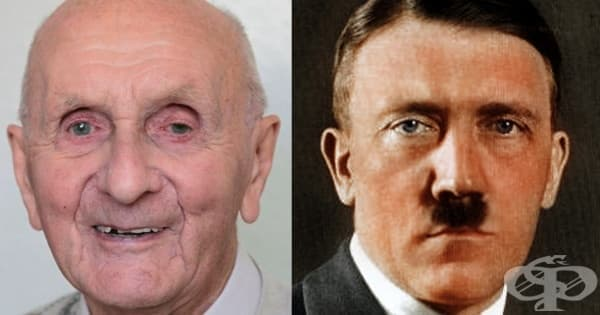 Столетник от Аржентина твърди, че е Адолф Хитлер - изображение