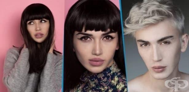 """Мъж достигна до финала на онлайн конкурса """"Мис Казахстан"""" - изображение"""