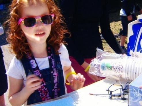 Вижте историята на едно момиченце с мисия, което събра 25,000 долара от щанд за лимонада - изображение