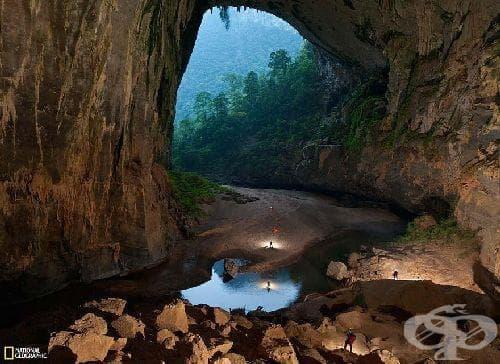 Сон Дунг - най-голямата пещера в света - изображение