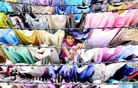 Най-голямата пералня на открито - труд и ежедневни предизвикателства за хиляди служители - изображение