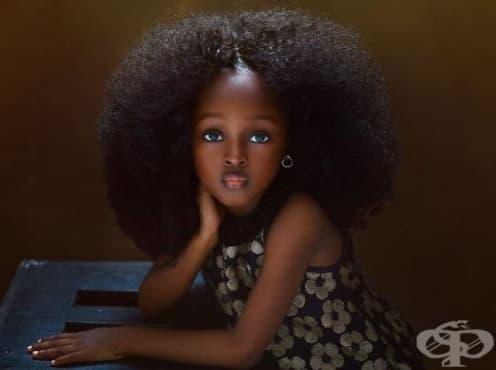 Запознайте се с Джаре от Нигерия - новото най-красиво момиче в света - изображение