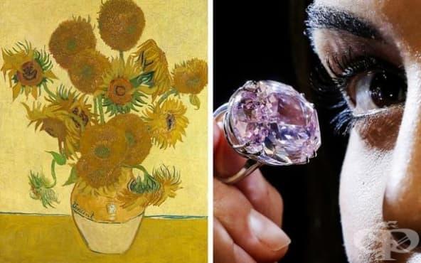 Най-скъпите картини в света – какво може да си купите вместо тях - изображение