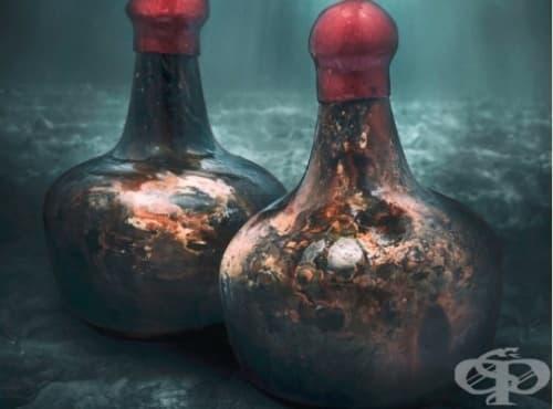 Най-старото вино се продава на търг в Лондон - изображение