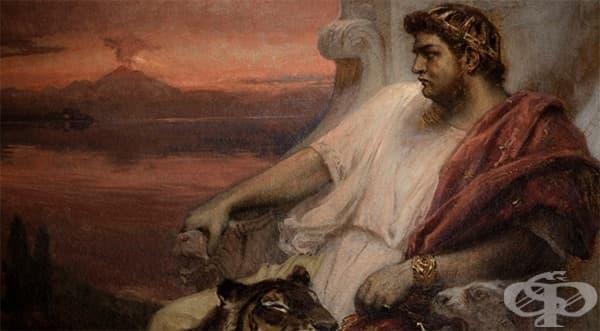 Най-откачените неща, които император Нерон правел просто за забавление - изображение