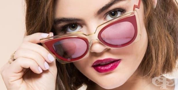 Перфектните очила според формата на лицето - изображение