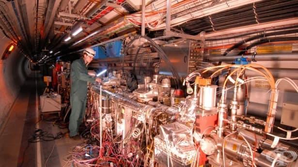 В ЦЕРН откриха нова квазичастица, предсказана преди 45 години - изображение