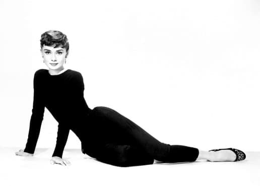 Каква е тайната за тънката талия на актрисата Одри Хепбърн? - изображение