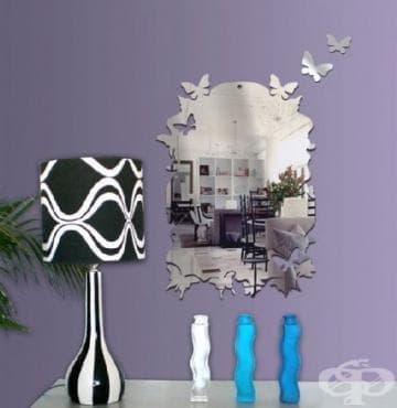 Как да включите огледалата в интериора на дома? - изображение