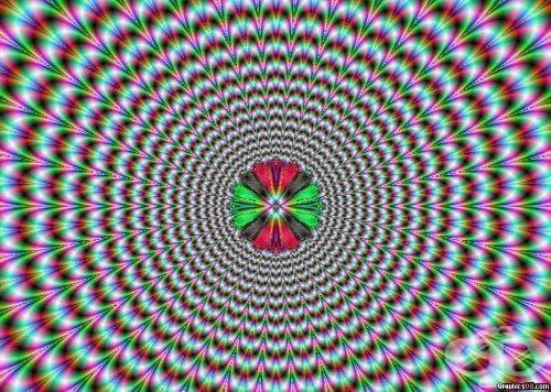 15 оптически илюзии, които ще надхитрят мозъка ви - изображение
