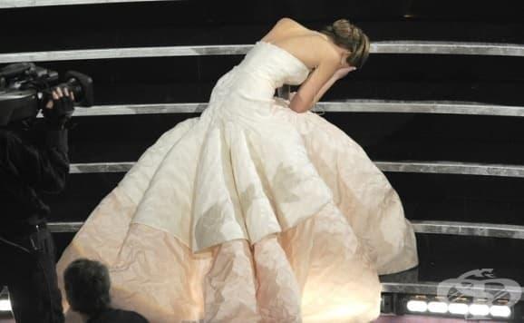 Фаталните 13 неудобни ситуации по време на Оскарите – част 1 - изображение