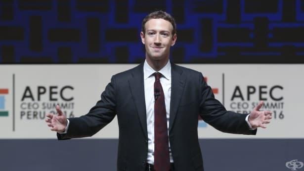 Защо Марк Зукърбърг носи вратовръзка всеки ден през 2009 г.? - изображение