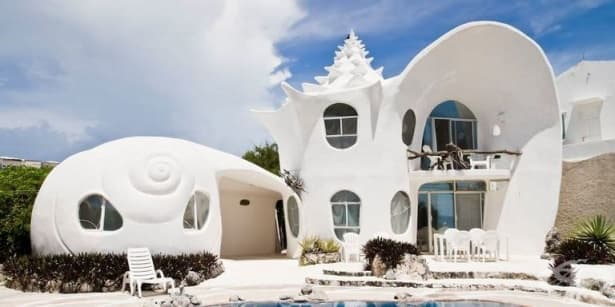 Къщата от раковина: Островният рай на малката русалка - изображение