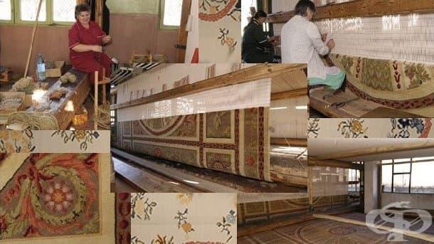 От Костандово до Лондон: Пътят на българските килими до кралските дворци - изображение