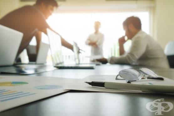 Отворените офиси вредят на работния процес - изображение