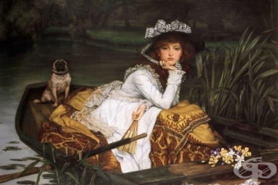 Мадам Бовари - първата кифла в историята на литературата - изображение