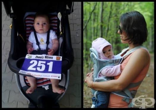 Супермайката Жанет Митрева: искам да отгледам дете с криле и дух на приключенец - изображение
