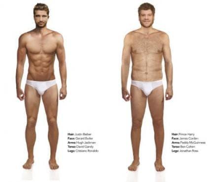 Вижте каква е визията за перфектния мъж, според жените. Резултатът е изключително любопитен - изображение