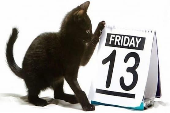 Страхът от петък 13-ти си има име - параскаведекатриафобия  - изображение